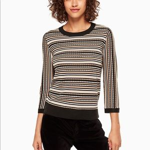 Kate Spade Multi Stripe Sweater